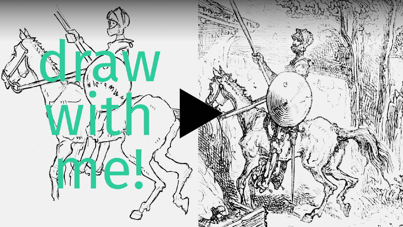 draw with me video