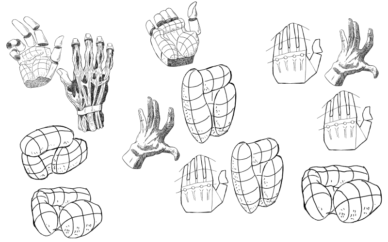 Slide image for the draw hands exercise
